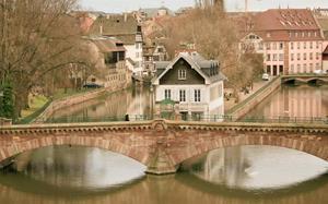 Otoño en Estrasburgo