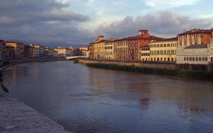Arno y Santa Maria della Spina
