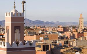 Panorama de Marrakech