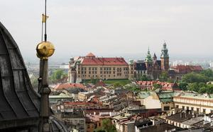 Panorama de Cracovia