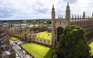 Universidad de Cambridge y Capilla del Kings College