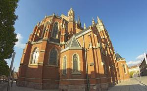 Catedral neogótica de Osijek