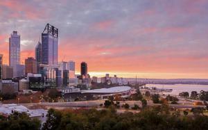 Perth y el río Swan