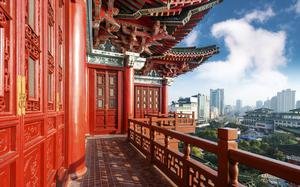 Arquitectura Ancestral China