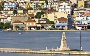 Puerto de Kefalonia