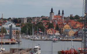 Puerto de Visby