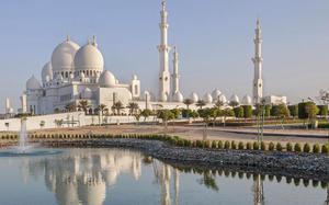 Sheikh Zayed Mosque 2