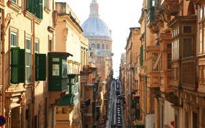 Calle de La Valletta