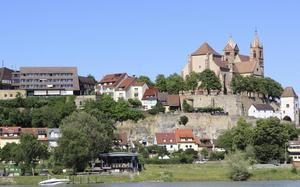 Panorámica de la ciudad de Breisach