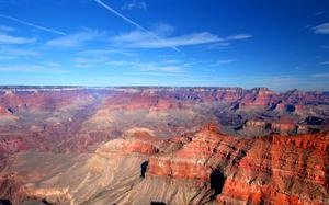 Panorámica del Grand Canyon.