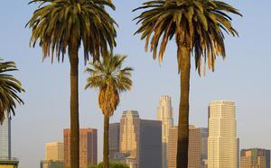 Los Ángeles de día