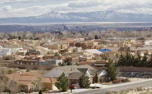 Panorama de Albuquerque