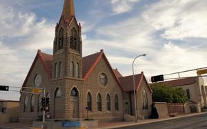 Iglesia metodista en Albuquerque