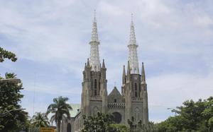 Catedral católica de Jakarta