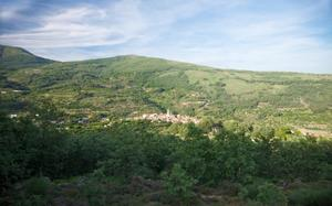 Paisaje de la provincia de Ávila