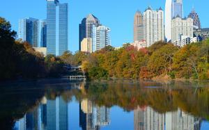 Skyline de Atlanta