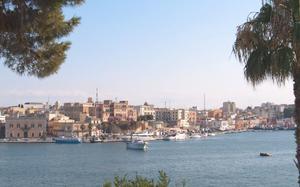 Panorama de Brindisi
