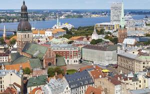 Panorama de Riga
