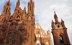 Catedral de Vilnius.
