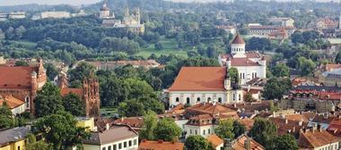 Viajes a Vilnius