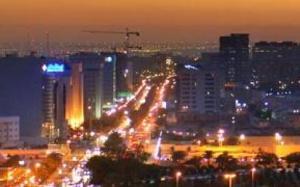 Riyadh de noche