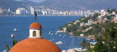 Viajes a Acapulco
