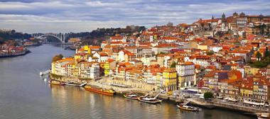Viajes a Oporto