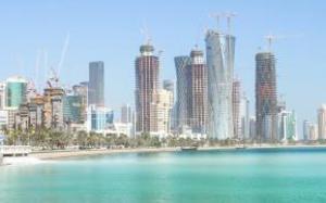 Panorama de Doha