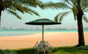 Playa típica