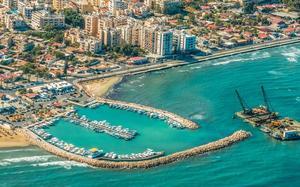 Puerto de Lárnaca
