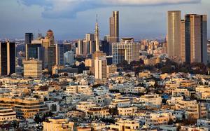Panorama de Tel Aviv