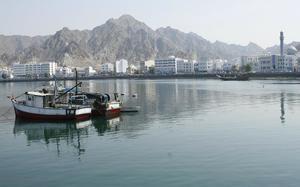 Bahía de Muscat