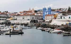 Embarcaciones en Terceira
