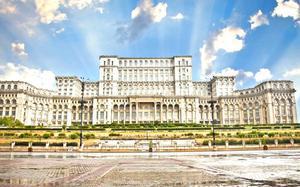 Panorámica del Parlamento