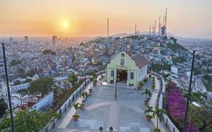 Panorámica de Guayaquil
