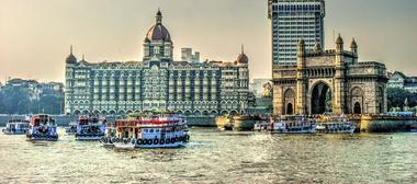 Viajes a Bombay