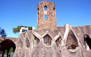 Iglesia Gaudí (Colonia Güell)