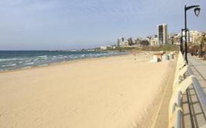 Ramlet el Baida Beach