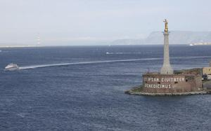 Puerto de Messina