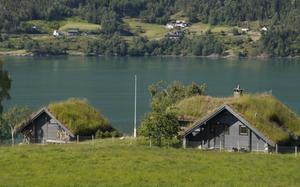 Panorama de Gaupne