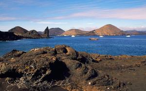 Panorama de las islas