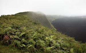 El volcán Sierra Negra