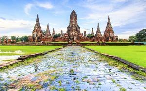 Templo Wat Chaiwatthanaram