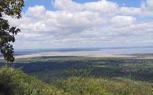 Panorámica del Parque Nacional Lago Manyara