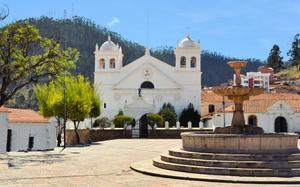 Arquitectura colonial en Sucre