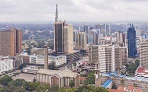 Distrito financiero de Nairobi