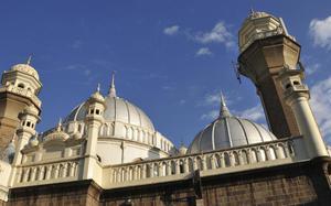 Mezquita de Nairobi