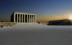 Anitkabir, el mausoleo de Mustafa Kemal Atatürk