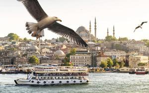 Vistas de Estambul