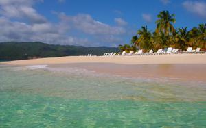 Cayo Levantado en Isla Bacardi